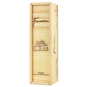 caja madera 1 botella